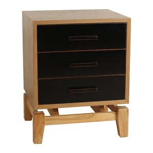 Hudson End Table by Portho..
