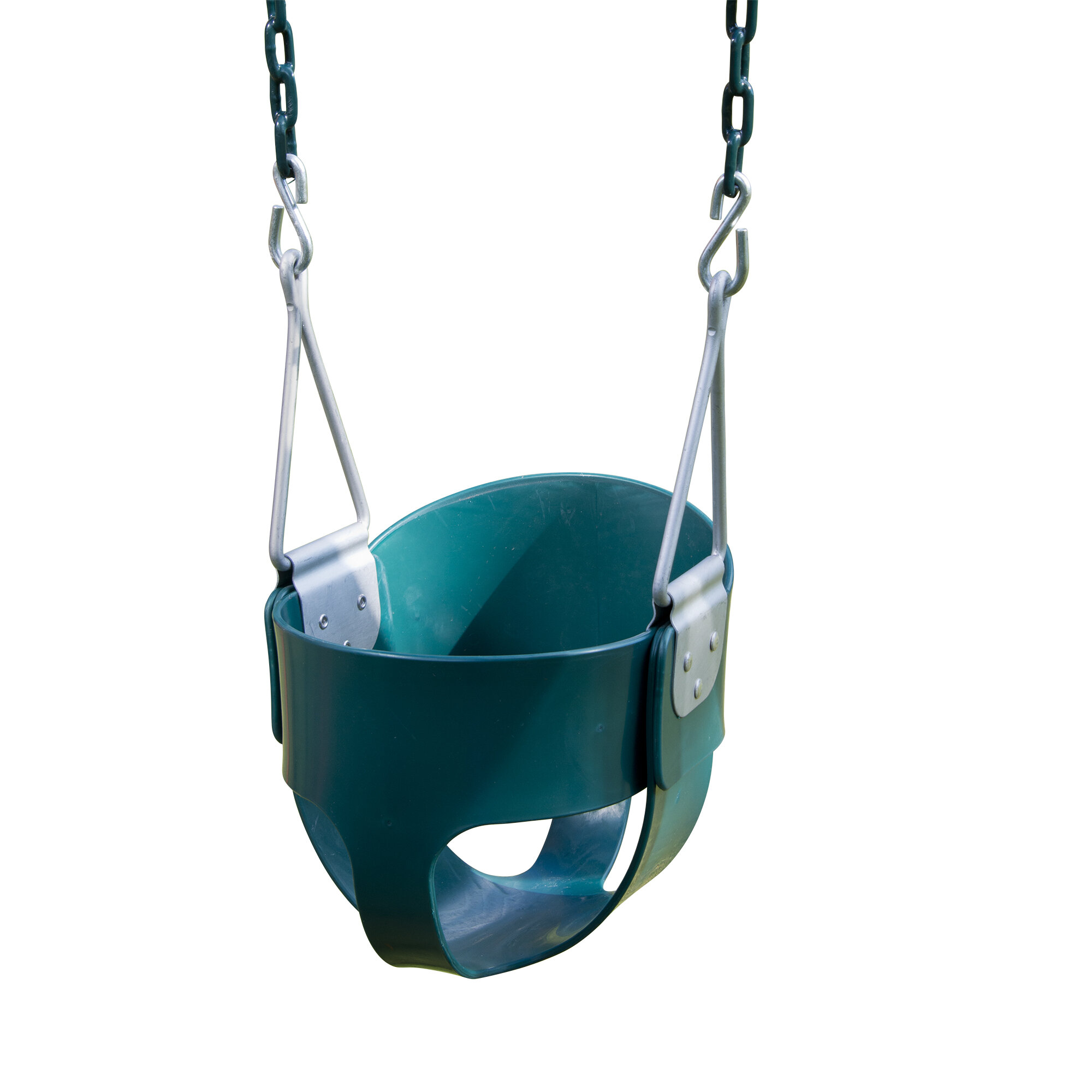 Outdoor Baby Swing >> Kids Creations Baby Swing With Chains And Hooks Reviews Wayfair