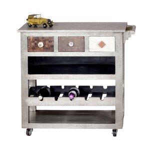 Küchenwagen Metal & Bone von SIT Möbel