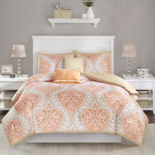 Salmon Colored Bedding | Wayfair