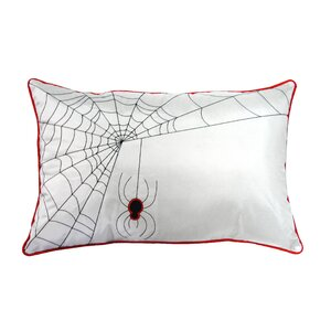 Spider Web Lumbar Pillow