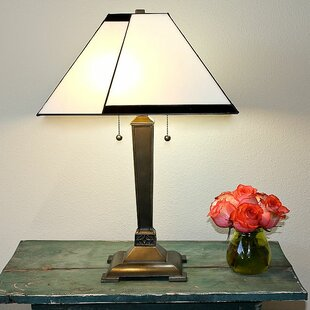 Hammered bronze table lamp wayfair jace bronze 23 table lamp aloadofball Image collections