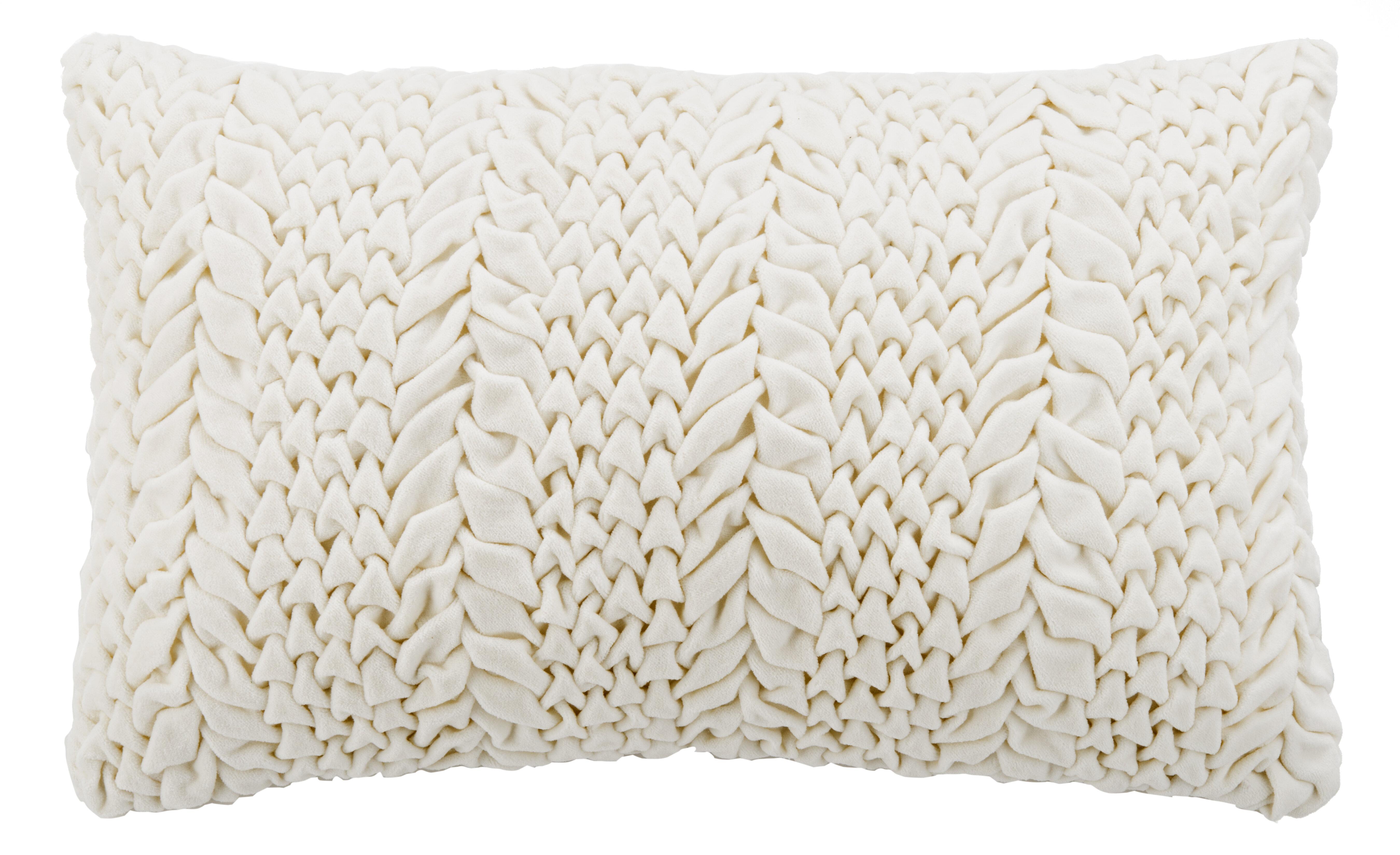 7efafefa44c Regis 100% Cotton Throw Pillow   Reviews