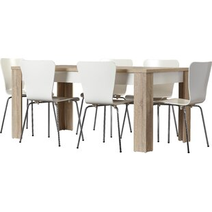 Algedi 7 Piece Dining Set