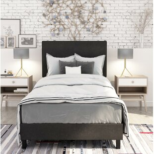 Pulliam Upholstered Panel Bed