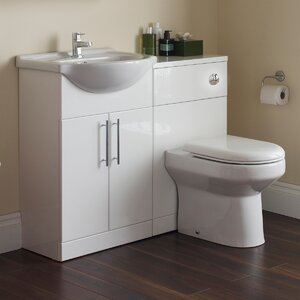 33 cm x 60 cm WC-Schrank von Kartell