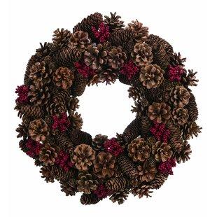 Small Christmas Wreaths.Artificial Small Christmas Wreaths You Ll Love In 2019 Wayfair