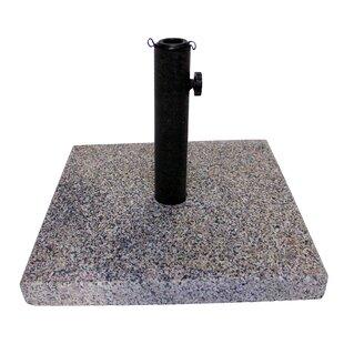 Granito Stone Free Standing Umbrella Base. By California Outdoor Designs