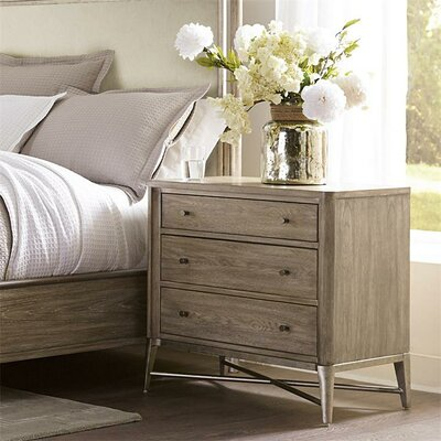 Farmhouse Amp Rustic Nightstands Birch Lane