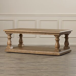 Pineland Coffee Table by Bay Isle Home