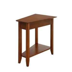 Randel Wedge End Table