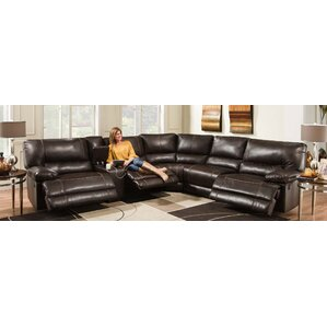 Bane Reclining Sectional by Chelsea Home Fur..