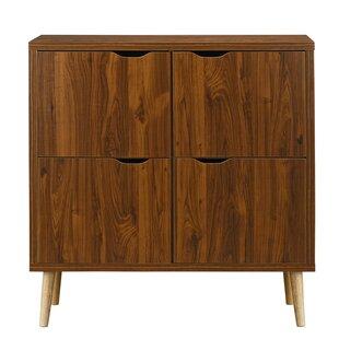 modern contemporary mid century console cabinet allmodern rh allmodern com mid century modern cabinets kitchen mid century modern cabinet colors