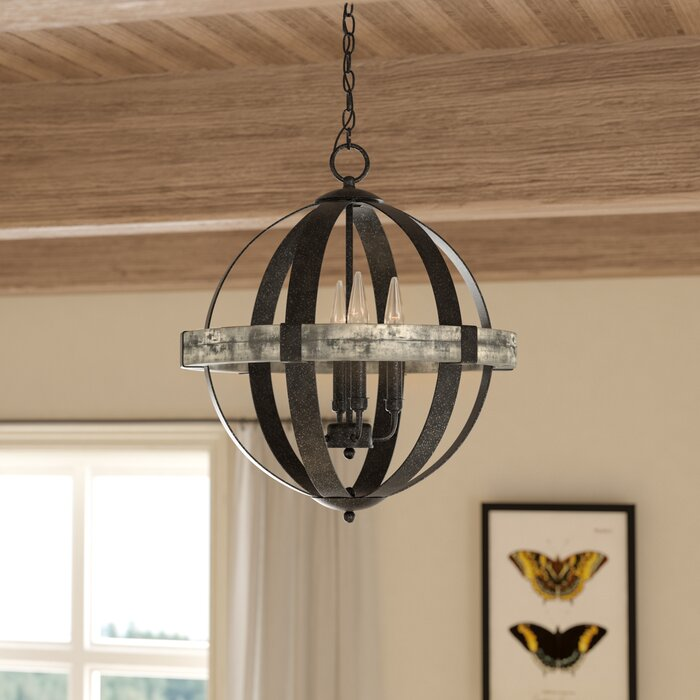 inch nickel chandelier light blakely foyer product ceiling hinkley lighting brushed