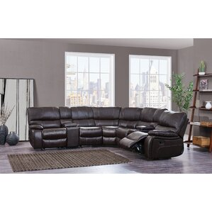 Yoni Reclining Sectional  sc 1 st  Wayfair & Reclining Sectionals Youu0027ll Love | Wayfair islam-shia.org