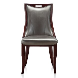 Crawfordville Upholstered Dining Chair (Set of 2)