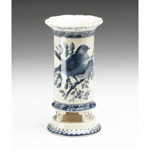 Round Bird Table Vase