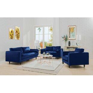 Navy Living Room Sets | Wayfair