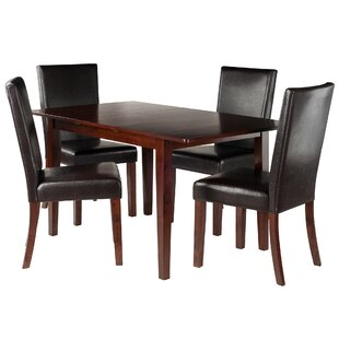 Innsbrook 5 Piece Solid Wood Dining Set