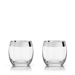 Irving 9 Oz. Old Fashioned Glass (Set of 2)