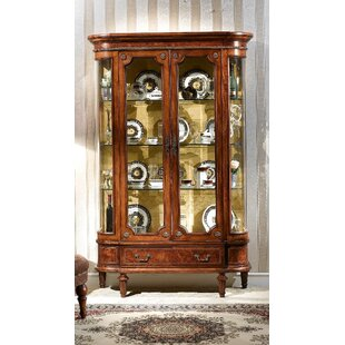 Pritchett Two Door Display Unit China Cabinet
