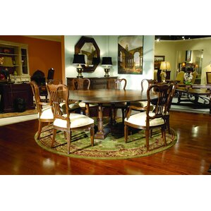 Monte Bianca Extendable Dining Table by Eastern Legends