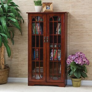 Window Pane Multimedia Cabinet..