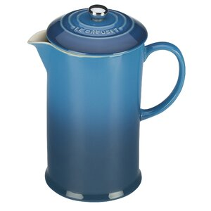 3.37 Cup Stoneware French Press Coffee Maker