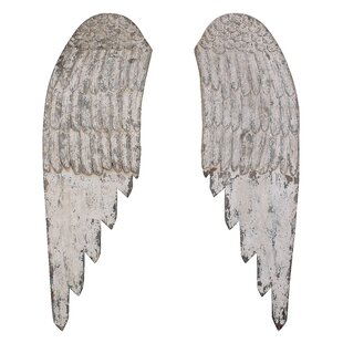 Angel Wing Wall Décor (Set Of 2)