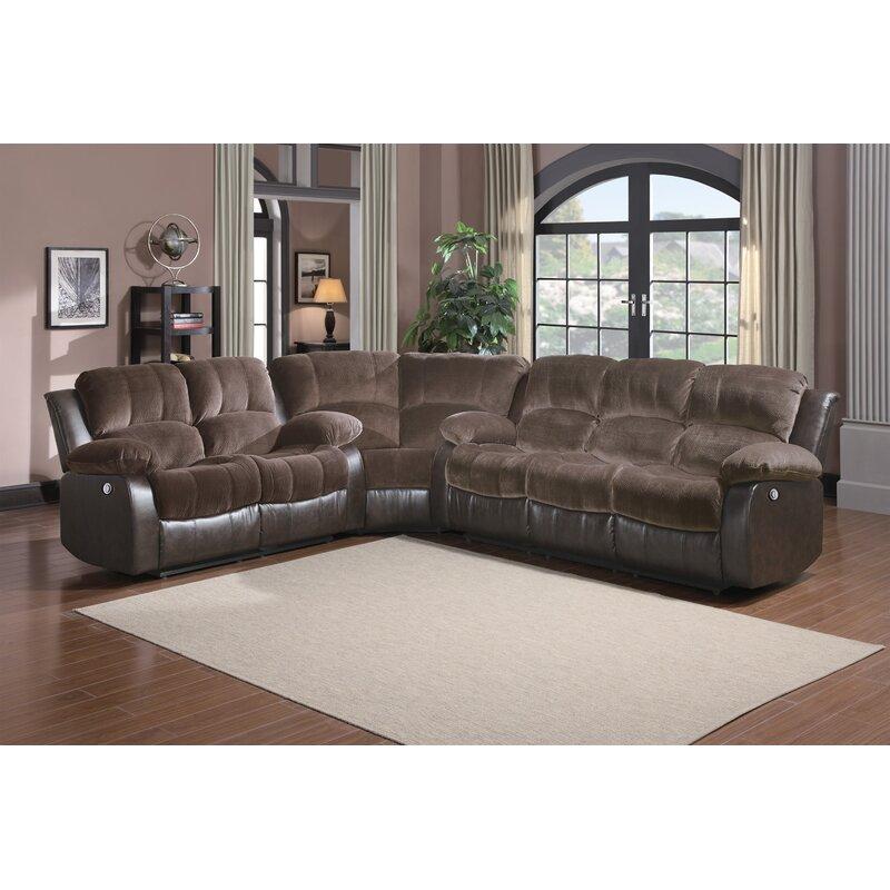 Aldreda Double Reclining Sofa