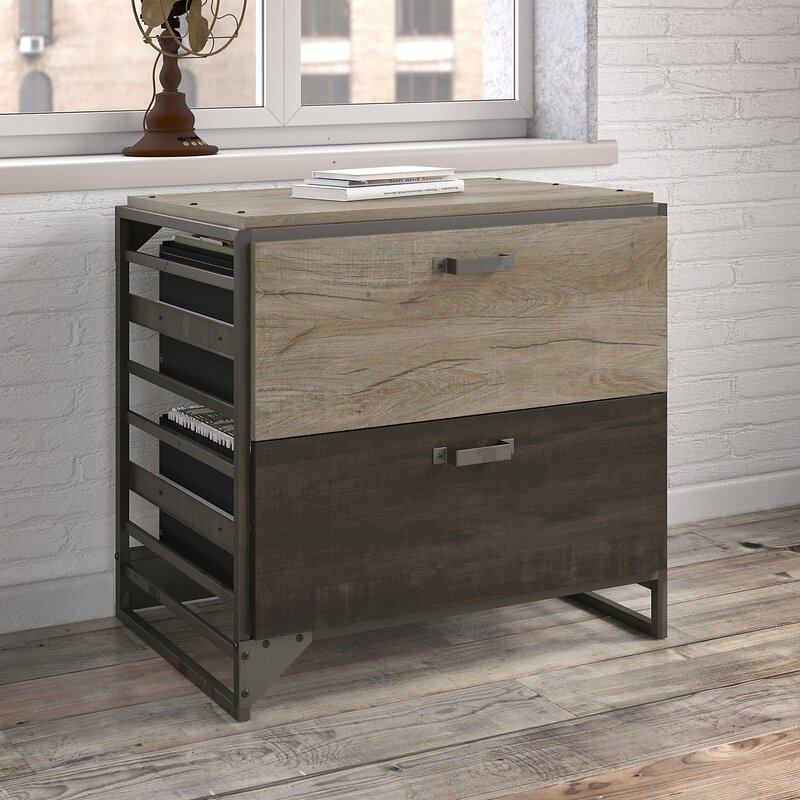 Nice Riverside 2 Drawer Lateral Filing Cabinet