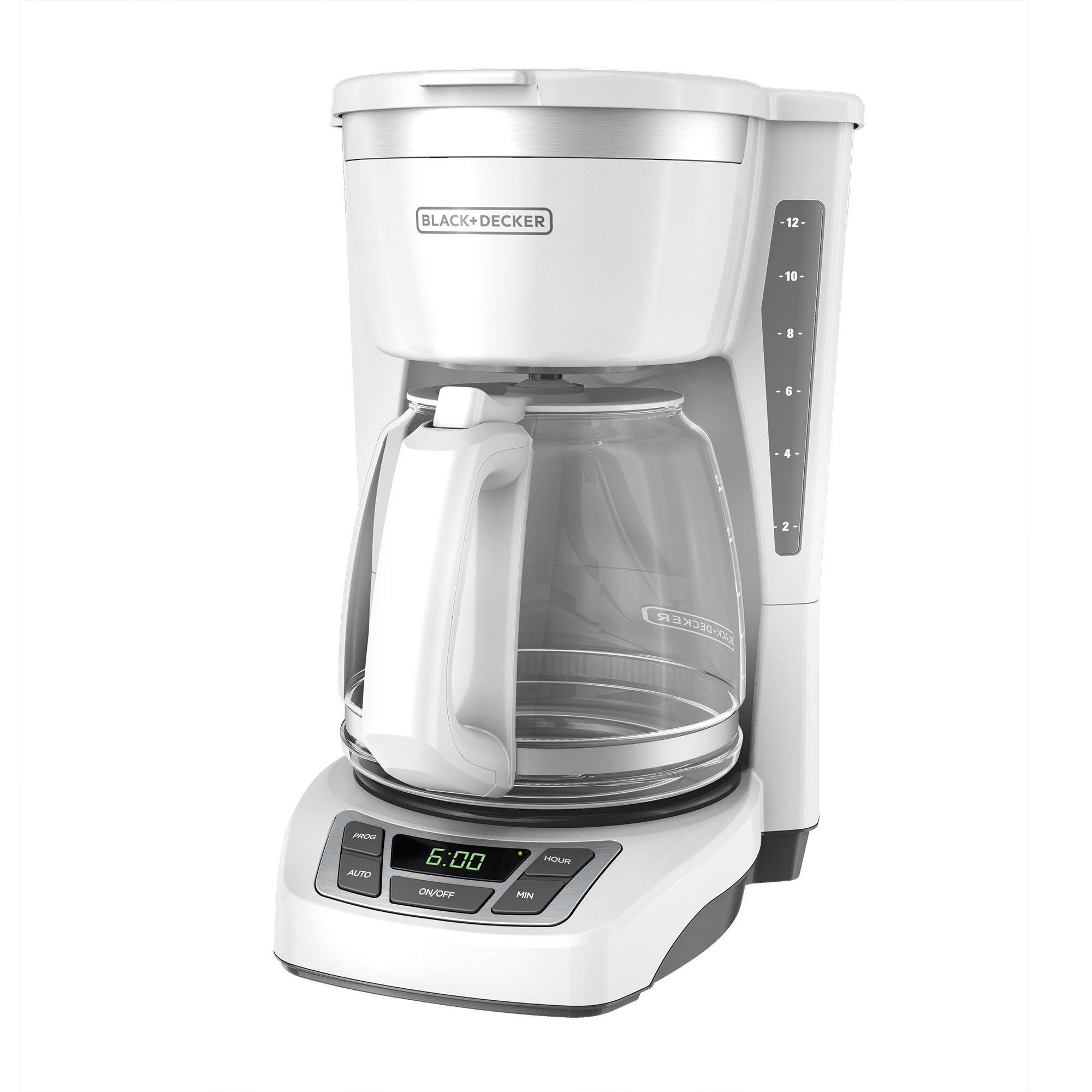 6ab405eb9f2 Black + Decker 12-Cup Coffee Maker   Reviews
