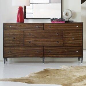 Studio 7H 8 Drawer Dresser by Hooker Furniture