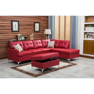 Emily Sectional by Orren Ellis