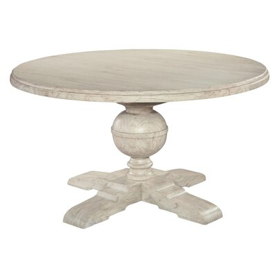 Homestead Pedestal Extendable Dining Table