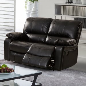 : leather reclining love seat - islam-shia.org