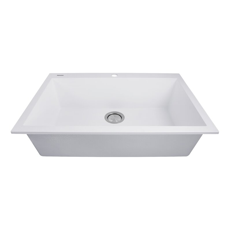 plymouth 30   x 20   drop in kitchen sink plymouth 30   x 20   drop in kitchen sink  u0026 reviews   allmodern  rh   allmodern com