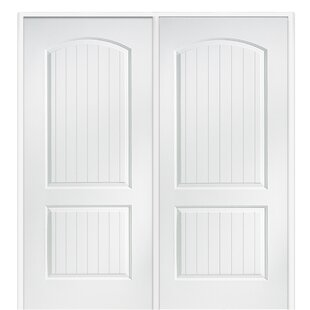 Amazing Cashal Smooth Surface Solid Panelled Prehung Interior Door