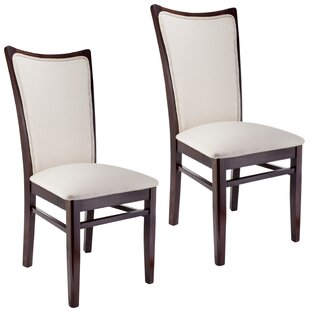 Ezzell Upholstered Dining Chair (Set of 2)