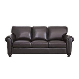 Gentil Bella Vista Leather Sofa