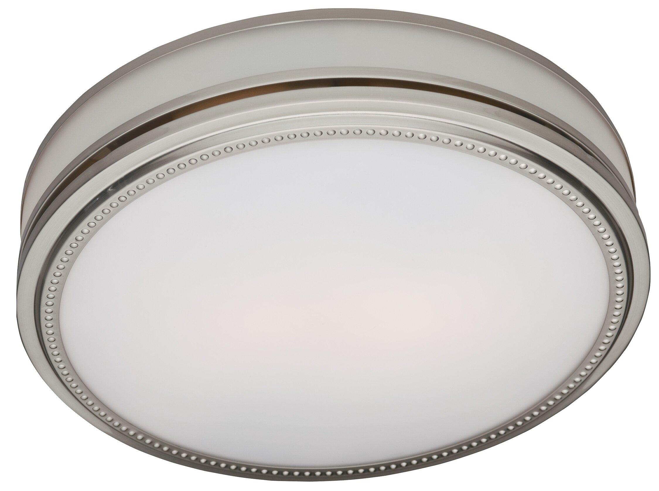 Hunter Home Environment 110 Cfm Riazzi Bathroom Exhaust Fan With Light Reviews Wayfair