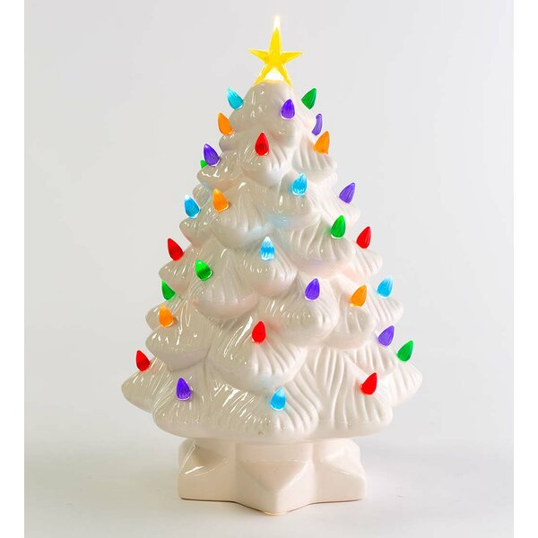 Vintage Ceramic Christmas Tree Wayfair