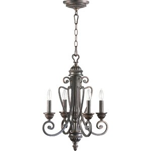 Summerset 4-Light Candle-Style Chandelier