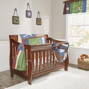 Hellwig Clic Sport 13 Piece Crib Bedding Set