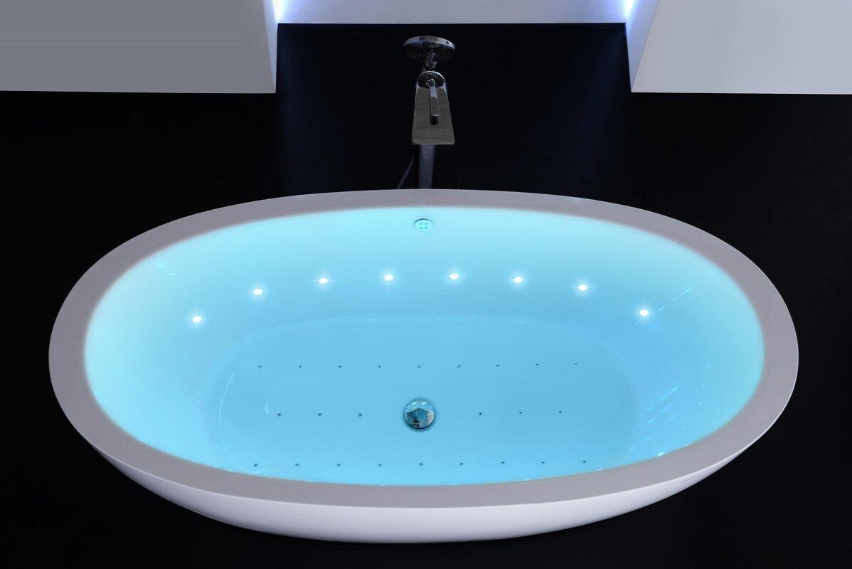 Luxury Freestanding Bathtub Reviews Sketch - Bathtub Ideas - dilata.info