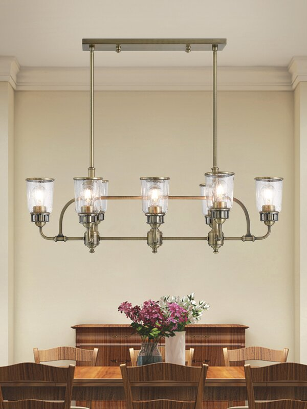17 stories laurenza 8 light candle style chandelier reviews wayfair laurenza 8 light candle style chandelier aloadofball Image collections