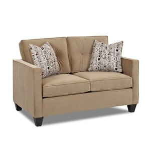 Derry Loveseat by Klaussner Furniture