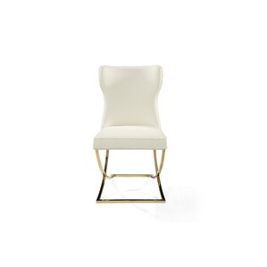 Laquecia Upholstered Dining Chair (Set of 4) by Everly Quinn
