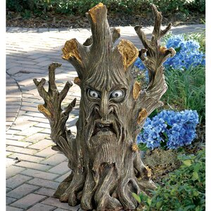 Bark The Black Forest Ent Tree Statue