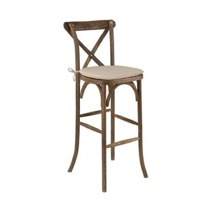 Mccray 29.75 Bar Stool